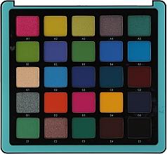 Voňavky, Parfémy, kozmetika Paleta očných tieňov - Anastasia Beverly Hills Norvina Collectoin №2