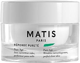 Voňavky, Parfémy, kozmetika Krém proti vráskam - Matis Reponse Purete Pure-Age
