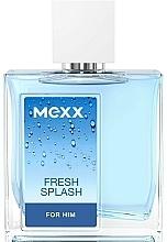 Mexx Fresh Splash For Him - Lotion po holení — Obrázky N1
