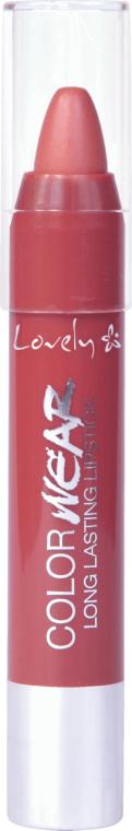 Rúž-ceruzka na pery - Lovely Color Wear Long Lasting Lipstick