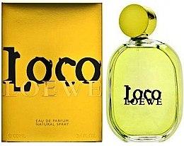 Voňavky, Parfémy, kozmetika Loewe Loco - Parfumovaná voda