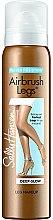 Voňavky, Parfémy, kozmetika Tónovací sprej na nohy - Sally Hansen Airbrush Legs Make-up Spray