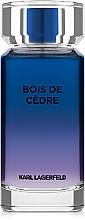 Voňavky, Parfémy, kozmetika Karl Lagerfeld Bois De Cedre - Toaletná voda