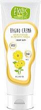 Voňavky, Parfémy, kozmetika Krém do kupeľa s prírodným slnečnicovým olejom - Ekos Personal Care Bagno Cream Bath