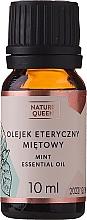 """Voňavky, Parfémy, kozmetika Esenciálny olej """"Mäta"""" - Nature Queen Essential Oil Mint"""