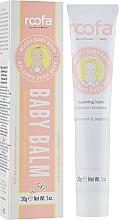 Voňavky, Parfémy, kozmetika Detský balzam s panthenolom a sepitonicom - Roofa Panthenol & Sepitonic Baby Balm
