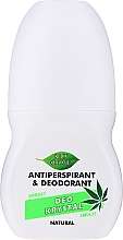 Voňavky, Parfémy, kozmetika Deodorant pre ženy - Bione Cosmetics Deodorant Green