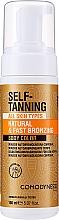 Voňavky, Parfémy, kozmetika Pena-opaľovanie na telo - Comodynes Self-Tanning Natural & Uniform Body Color