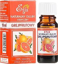 Voňavky, Parfémy, kozmetika Grapefruitový prírodný éterický olej - Etja Natural Essential Oil
