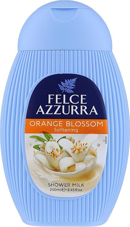 """Sprchový krém """"Pomarančový kvet"""" - Felce Azzurra Shower-Gel"""
