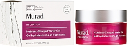 Voňavky, Parfémy, kozmetika Hydratačný gél na tvár - Murad Hydration Nutrient Charged Water Gel