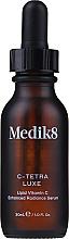Voňavky, Parfémy, kozmetika Intenzívne sérum s vitamínom C a antioxidantmi - Medik8 C-Tetra Luxe Lipid Vitamin C Enhanced Radiance Serum