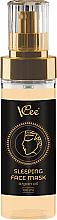 Voňavky, Parfémy, kozmetika Nočná maska na tvár s arganovým olejom - VCee Sleeping Face Mask Argan Oil