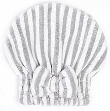 Voňavky, Parfémy, kozmetika Čiapka na vlasy z mikrovlákna, sivá - Trust My Sister Microfiber Pair Cap Grey