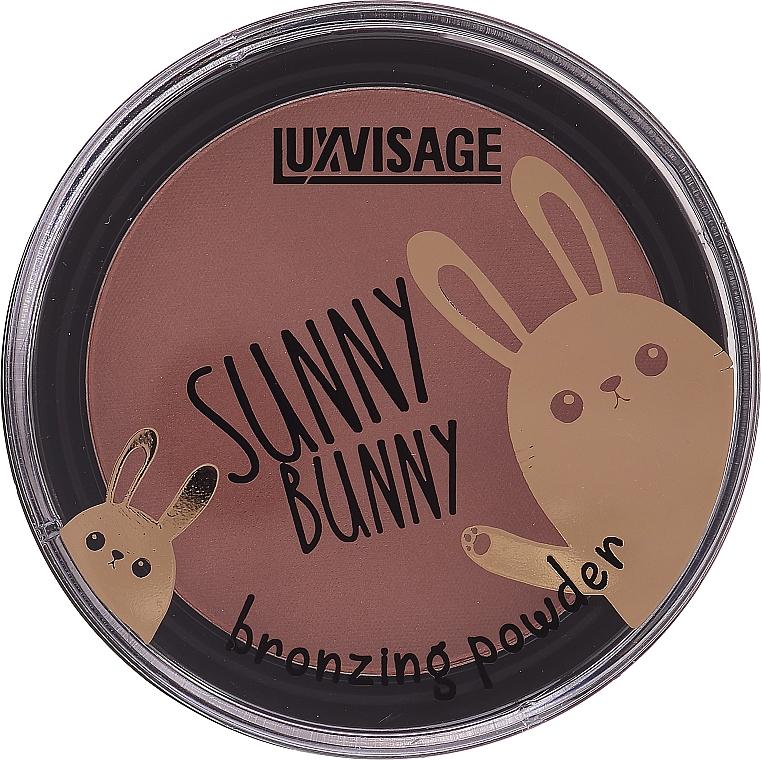 Púder-bronzer - Luxvisage Sunny Bunny Bronzing Powder