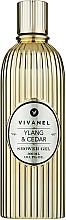 Voňavky, Parfémy, kozmetika Sprchový gél Ylang ylang a céder - Vivian Gray Vivanel Ylang & Cedar