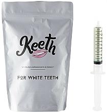 """Voňavky, Parfémy, kozmetika Sada vymeniteľných náplní na bielenie zubov """"Mäta"""" - Keeth Mint Refill Pack"""