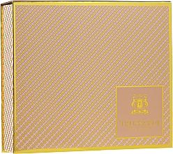 Voňavky, Parfémy, kozmetika Trussardi Delicate Rose - Sada (edt/30ml + b/l/30mlx2)