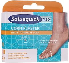 Voňavky, Parfémy, kozmetika Náplasť na pľuzgiere - Salvequick Foot Care