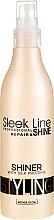 Voňavky, Parfémy, kozmetika Sprej-lesk na vlasy s hodvábom - Stapiz Sleek Line Silk Shiner