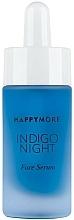 Voňavky, Parfémy, kozmetika Nočné sérum na tvár - Happymore Indigo Night Face Serum