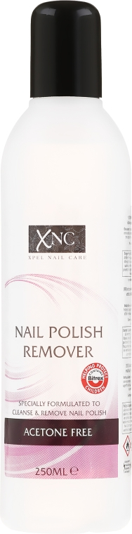 Odlakovač na nechty - Xpel Marketing Ltd Xnc Nail Polish Remover Acetone Free