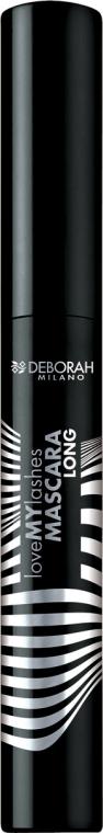 Riasenka - Deborah Milano Love My Lashes Mascara Long