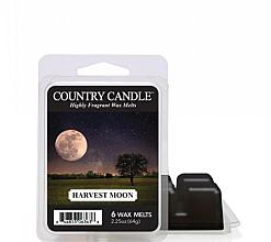 Voňavky, Parfémy, kozmetika Vosk pre aromatickú lampu - Country Candle Harvest Moon Wax Melts