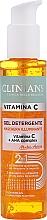 Voňavky, Parfémy, kozmetika Čistiaci gél s komplexom Energilium a vitamínom C - Clinians Attiva Energizzante Cleansing Gel Illuminant