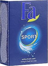 Voňavky, Parfémy, kozmetika Mydlo - Fa Energizing Sport Bar Soap