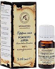 """Voňavky, Parfémy, kozmetika Esenciálny olej """"Ružové drevo"""" - Aromatika"""