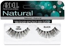 Voňavky, Parfémy, kozmetika Falošné riasy - Ardell Natural Lashes Demi Black 120