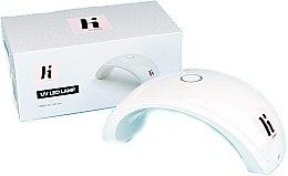 Voňavky, Parfémy, kozmetika Laková lampa - Hi Hybrid UV Led Lamp 10W