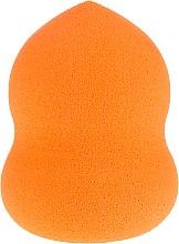 """Voňavky, Parfémy, kozmetika Špongia na líčenie """"Snowman"""" 35869, oranžová - Top Choice Foundation Sponge"""