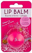 """Voňavky, Parfémy, kozmetika Balzam na pery """"Višňa"""" - Cosmetic 2K Lip Balm"""