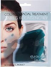 Voňavky, Parfémy, kozmetika Kolagénová terapia s morskými mikroprvkami - Beauty Face Collagen Hydrogel Mask