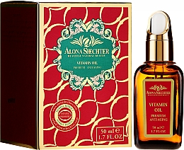 Voňavky, Parfémy, kozmetika Vitamínový olej - Alona Shechter Vitamin Oil