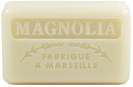 """Voňavky, Parfémy, kozmetika Marseillské mydlo """"Magnólia"""" - Foufour Savonnette Marseillaise"""