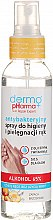 """Voňavky, Parfémy, kozmetika Antibakteriálny sprej na hygienu rúk """"Broskyňa"""" - Dermo Pharma Antibacterial Hand Spray"""
