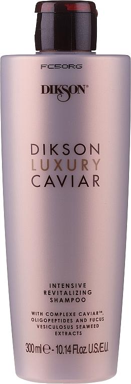 Revitalizačný šampón - Dikson Luxury Caviar Revitalizing Shampoo