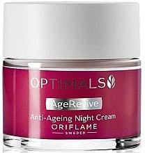 Voňavky, Parfémy, kozmetika Anti-age nočný krém - Oriflame Optimals Age Revive