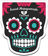 Voňavky, Parfémy, kozmetika Textilná maska na tvár - Dr Mola Sweet Masquerade Coconut Mask