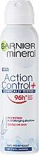 Voňavky, Parfémy, kozmetika Dezodorant - Garnier Mineral Action Control Clinical Deo