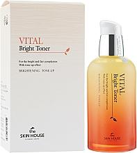 Voňavky, Parfémy, kozmetika Tonikum pre rovnomerný tón pleti - The Skin House Vital Bright Toner