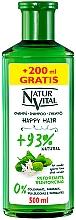 Voňavky, Parfémy, kozmetika Spevňujúci šampón na vlasy - Natur Vital Happy Hair Reinforcing Shampoo
