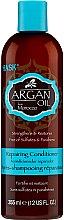 Voňavky, Parfémy, kozmetika Regeneračný kondicionér na vlasy s arganovým olejom - Hask Argan Oil Repairing Conditioner