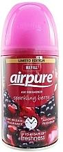 Voňavky, Parfémy, kozmetika Osviežovač vzduchu Šumivá bobuľa - Airpure Air-O-Matic Refill Sparkling Berry