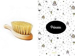 Voňavky, Parfémy, kozmetika Sada - LullaLove Princess (hair brush + muslin)