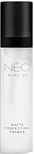 Voňavky, Parfémy, kozmetika Zmatňujúca báza pod make-up - NEO Make Up Matte Perfecting Primer