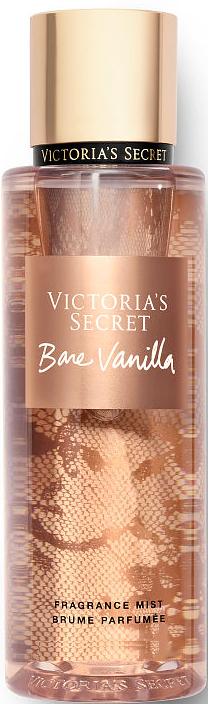 Parfumovaný telový sprej - Victoria's Secret Bare Vanilla Fragrance Mist